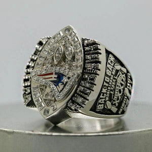 2004 New England Patriots Super Bowl Ring - Premium Series - foxfans.myshopify.com