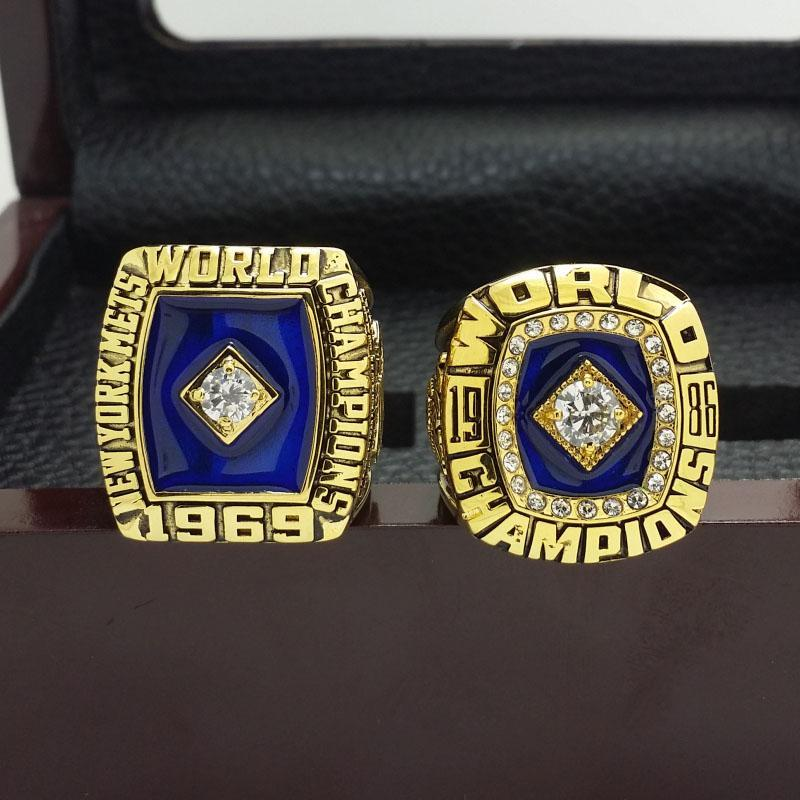 1969/1986 New York Mets World Series Ring - Premium Series - foxfans.myshopify.com