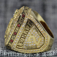 Load image into Gallery viewer, 2019 Toronto Raptors NBA Championship Ring - Premium Series - foxfans.myshopify.com