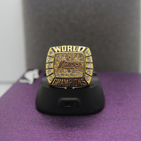 2000 Los Angeles Lakers NBA Championship Ring - Premium Series - foxfans.myshopify.com