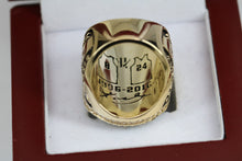 Load image into Gallery viewer, Kobe Bryant Commemorative Ring (1996-2016) - Premium Series - foxfans.myshopify.com