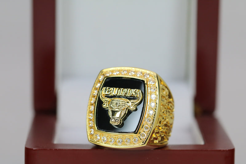 1991 Chicago Bulls Championship Ring - Premium Series
