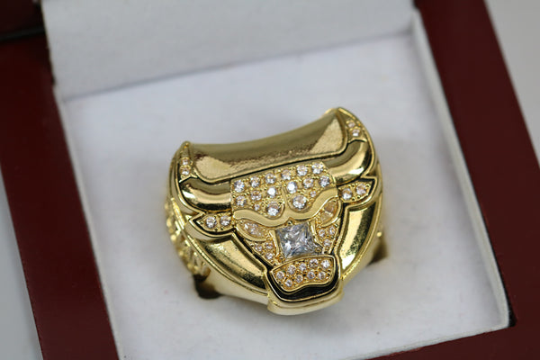 1997 Chicago Bulls Championship Ring - Premium Series
