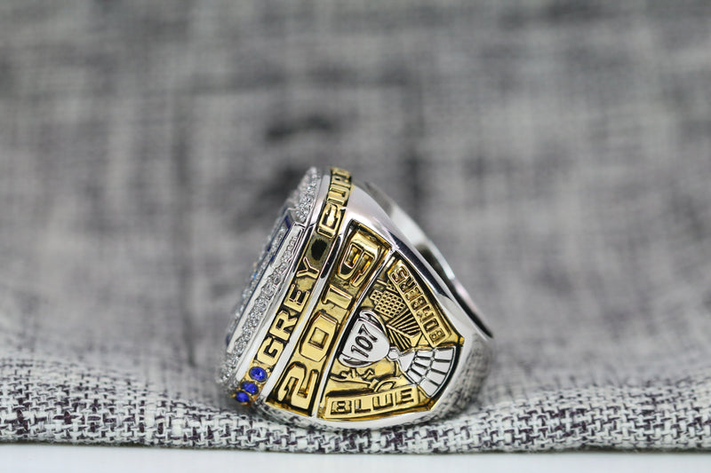2019 Winnipeg Blue Bombers CFL Grey Cup Championship Ring - Premium Series