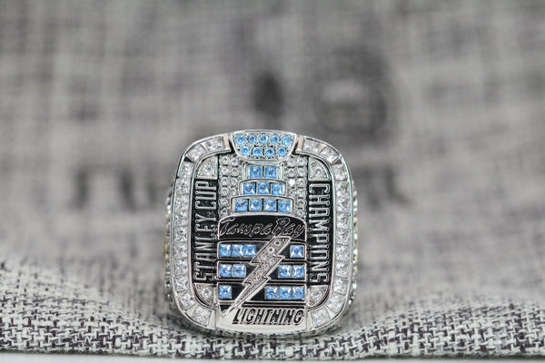 2004 Tampa Bay Lightning Stanley Cup Ring - Premium Series