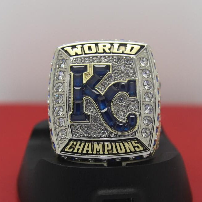 2015 Kansas City Royals World Series Championship Ring - Premium Series