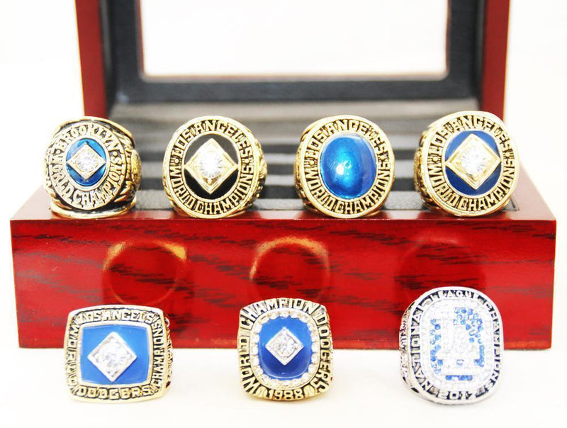 1981 Los Angeles Dodgers World Series Championship Ring - foxfans.myshopify.com