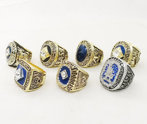 Los Angeles Dodgers World Series Championship Rings Sets