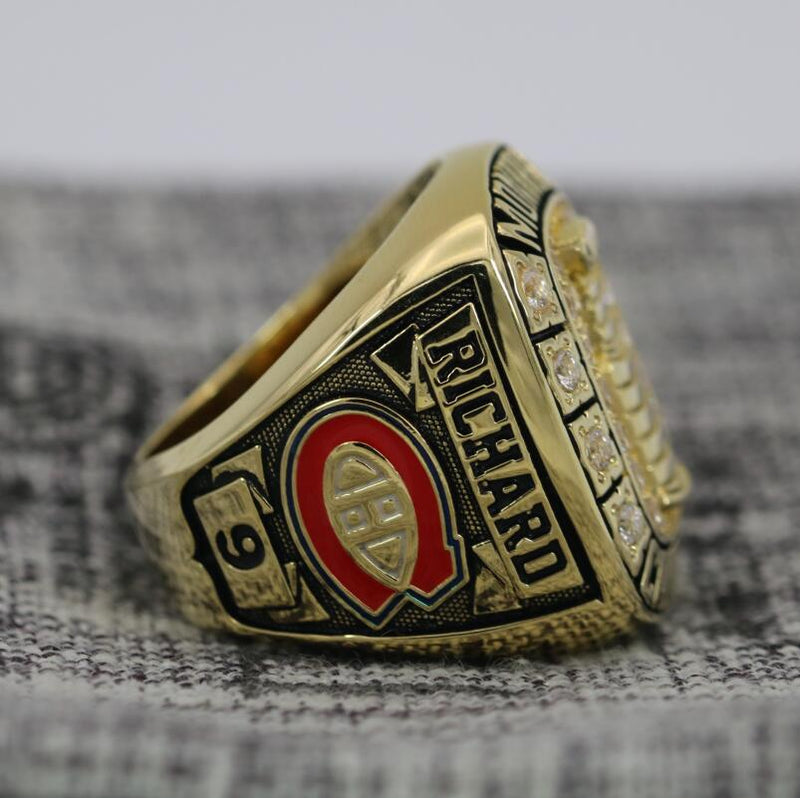 1965 Montreal Canadiens Stanley Cup Ring - Premium Series