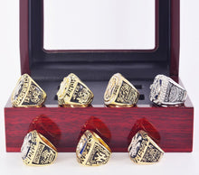 Load image into Gallery viewer, New York Yankees World Series Championship Rings Set - foxfans.myshopify.com