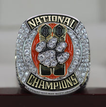 Load image into Gallery viewer, 2018 Clemson Tigers College Football National Championship Ring - Premium Series - foxfans.myshopify.com