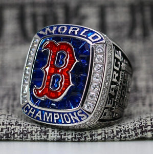 2018 Boston Red Sox MLB World Series Championship Ring - Premium Series