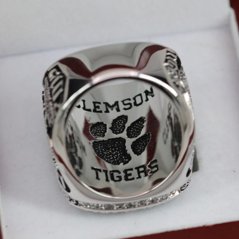 2018 Clemson Tigers College Football Cotton Bowl Ring - Premium Series - foxfans.myshopify.com