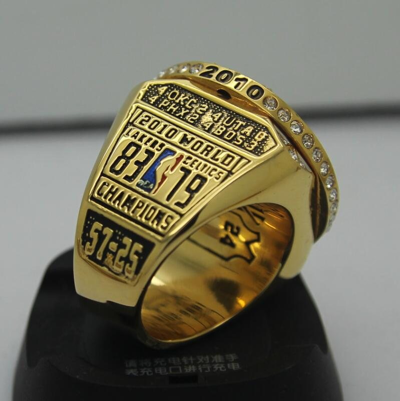 2010 Los Angeles Lakers NBA Championship Ring - Premium Series - foxfans.myshopify.com