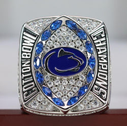 2019 Penn State Nittany Lions College Football Cotton Bowl Championship Ring - Premium Series - foxfans.myshopify.com