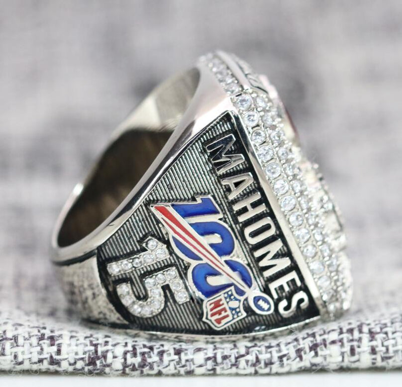 2020 Fans Edition Kansas City Chiefs Super Bowl Ring - Premium Series - foxfans.myshopify.com