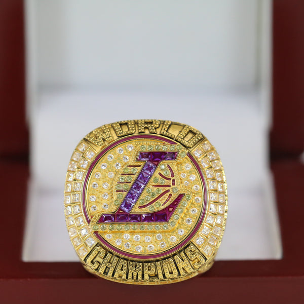 2020 Los Angeles Lakers Championship Ring Official Design- Premium Series