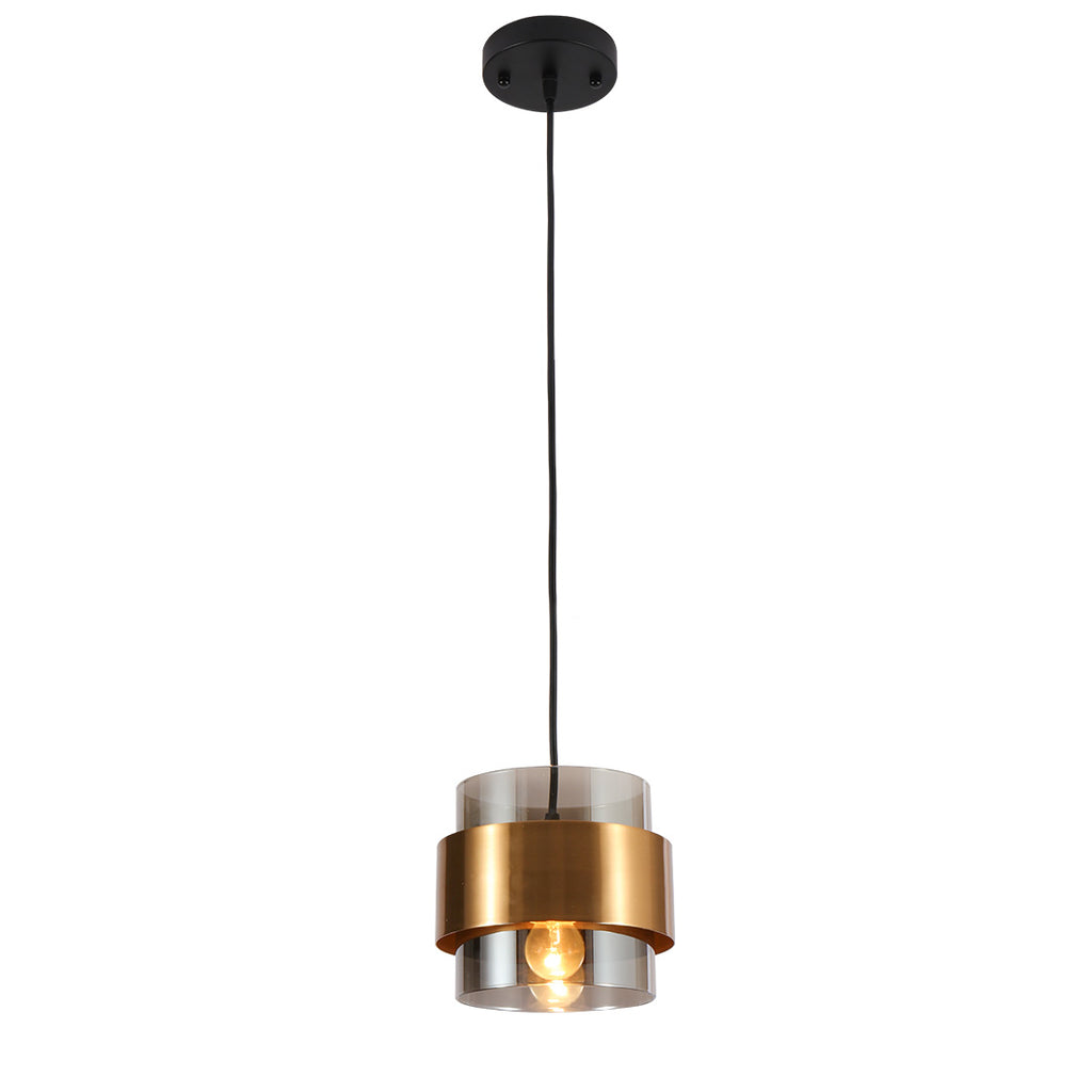 Modern mini pendant lights fixtures Glass island kitchen pendant hanging light