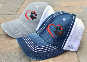 Animal Lovers Baseball Hat