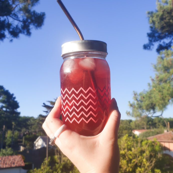SO SUMMER - RECETTE BIO - ICE TEA