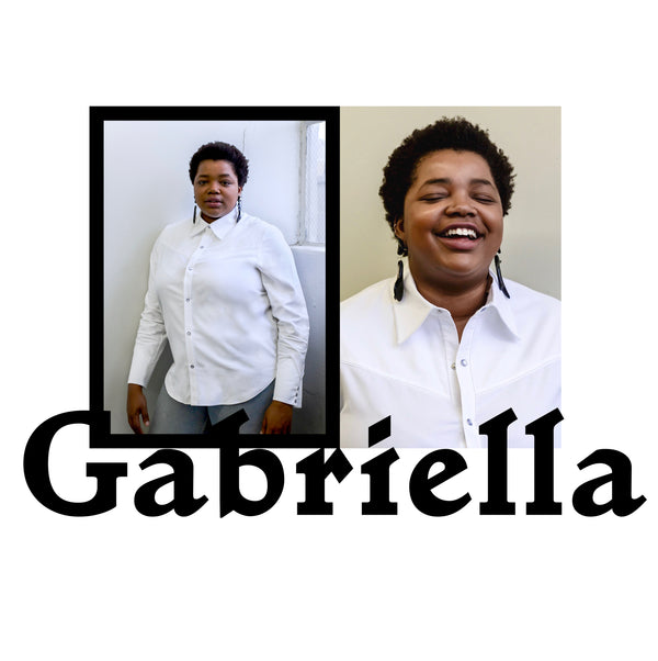Meet The One and Only Gabriella Karefa-Johnson - This Week's ShirtMuse