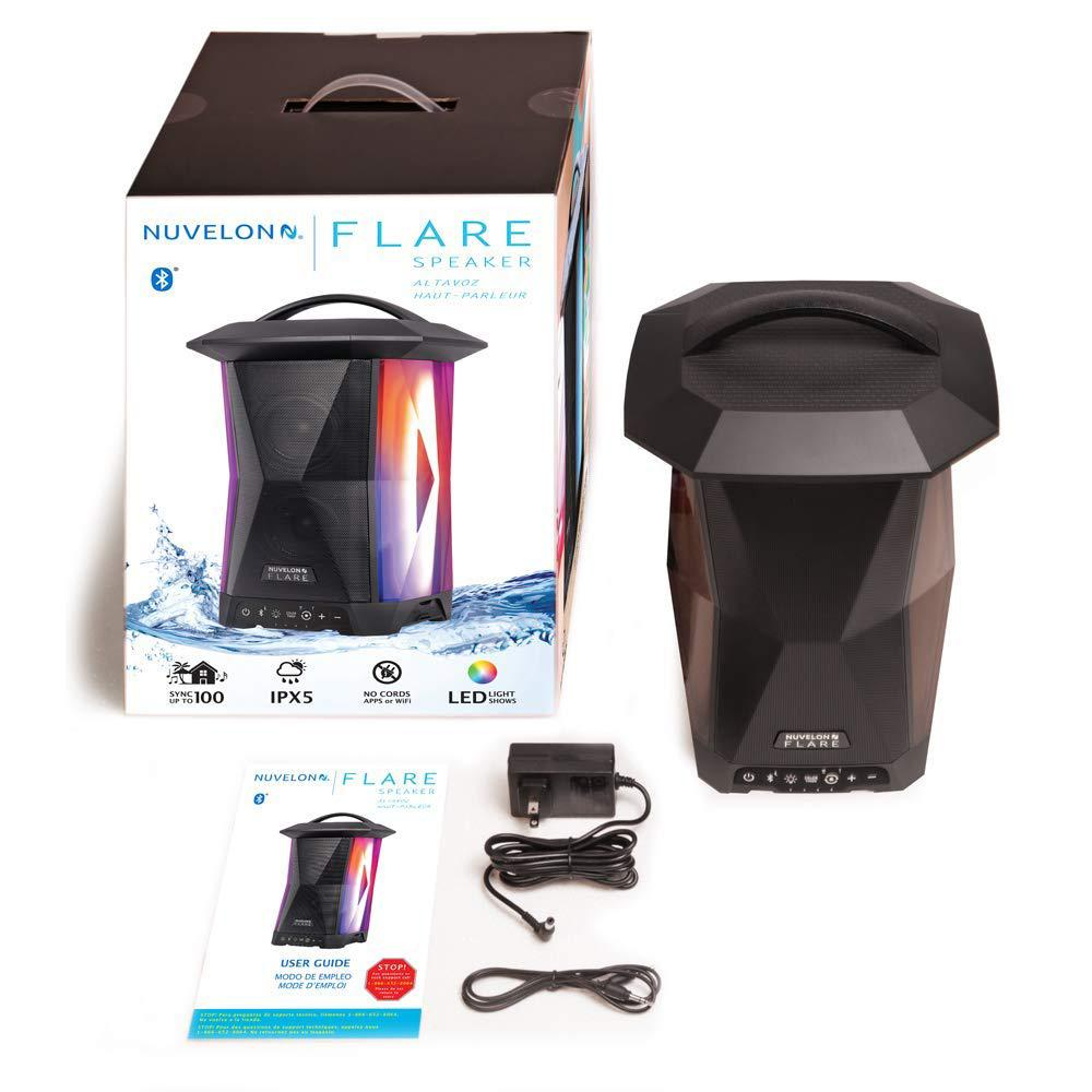 Nuvelon Flare and Nuvelon One - Speaker and Headphone Bundle