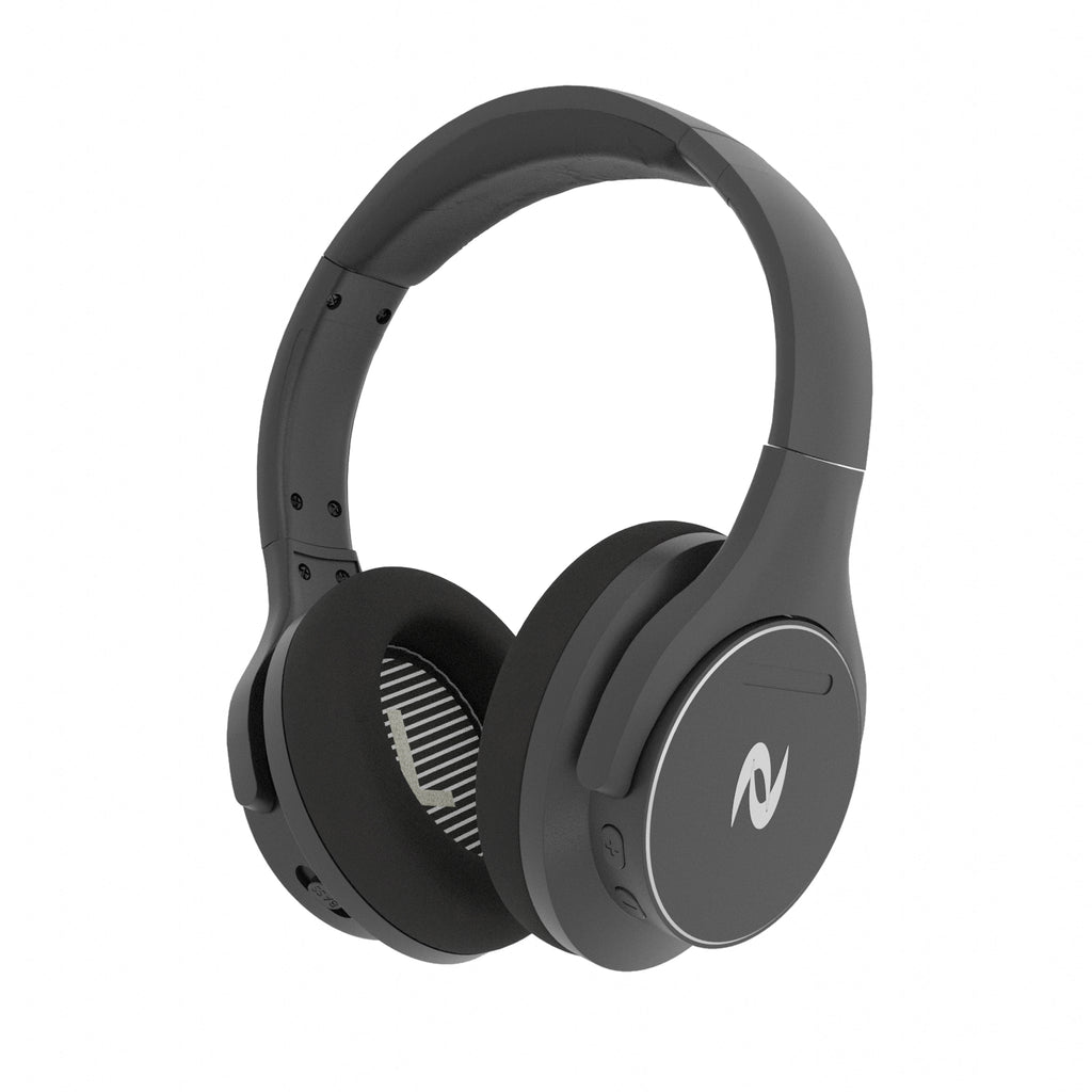 Nuvelon ONE Adjustable BASS Wireless Noise-Canceling Headphones