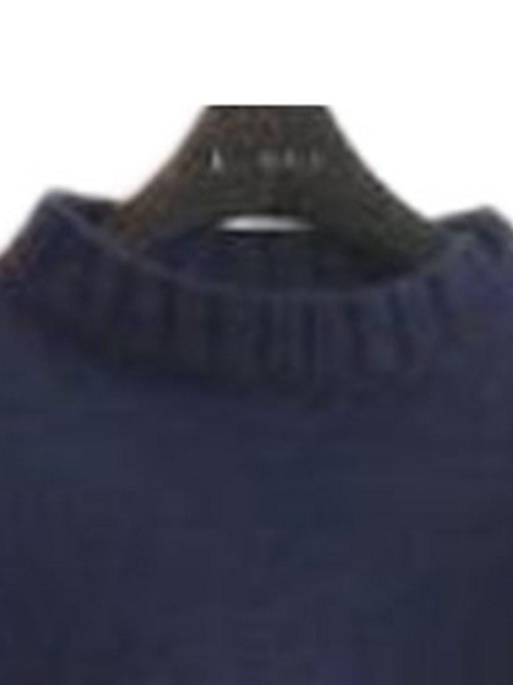 Standard Stand Collar Sweater