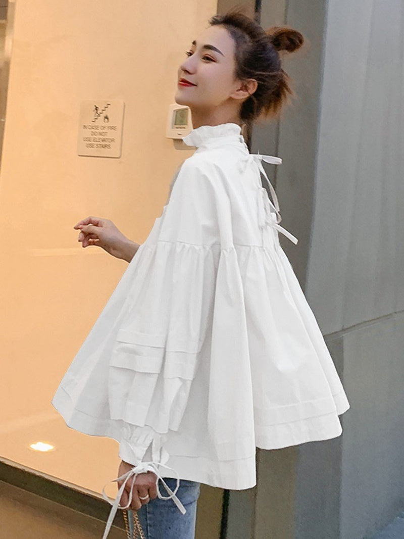 Standard Long Sleeve Blouse