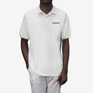human:// Men's Polo Shirt