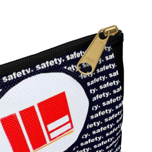 Culture Safety Zipper Pouch