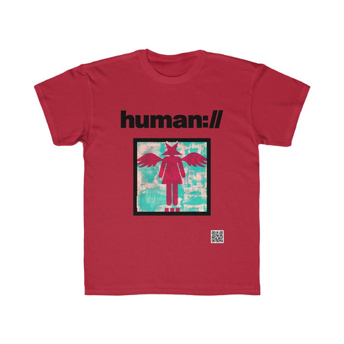 human://Starhead Cloud Kids Tee