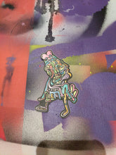 Load image into Gallery viewer, AEQEA Catcha Later Abstract Sticker