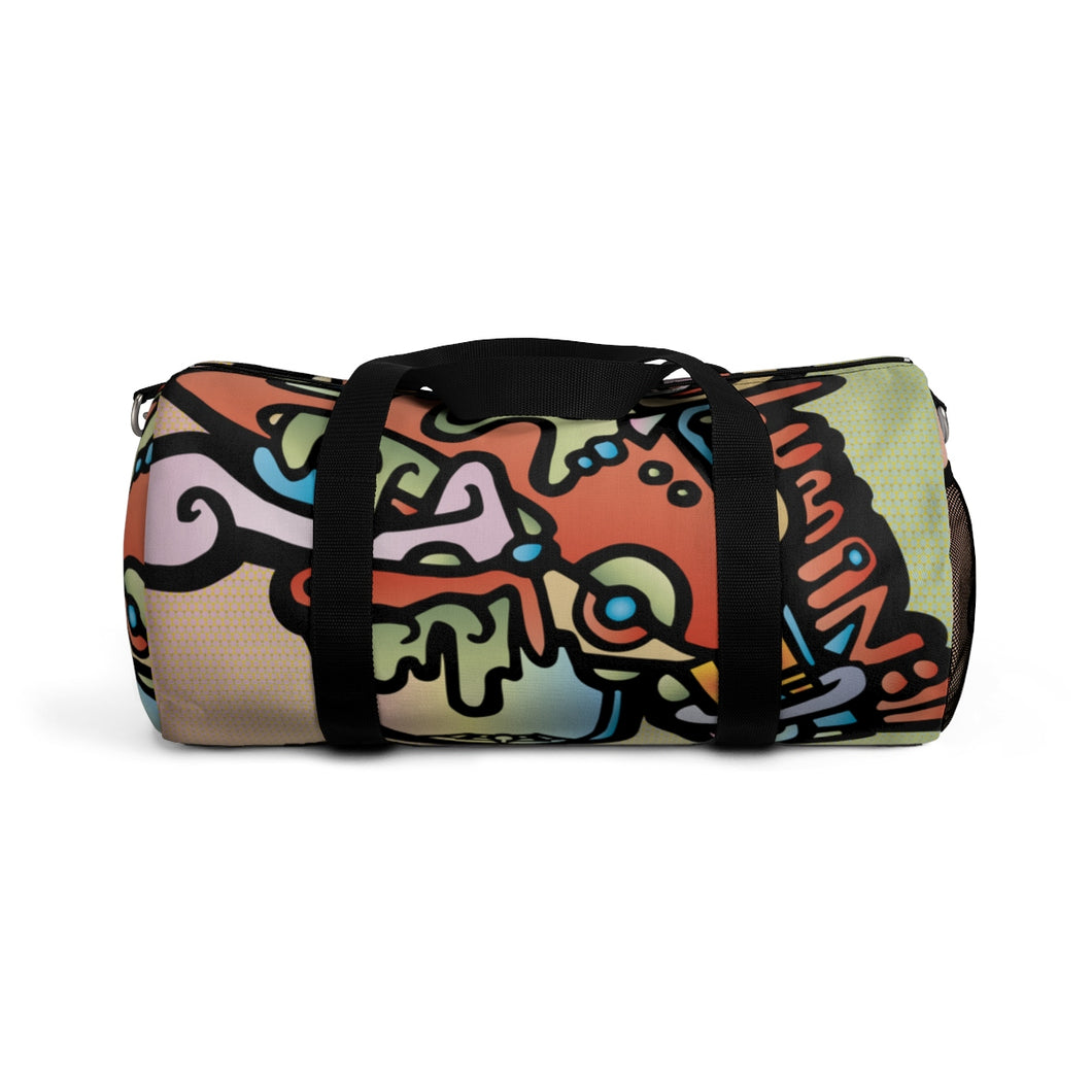 Bug Tongue Duffel Bag