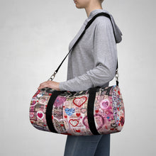 Load image into Gallery viewer, Heartdrop Duffle Bag