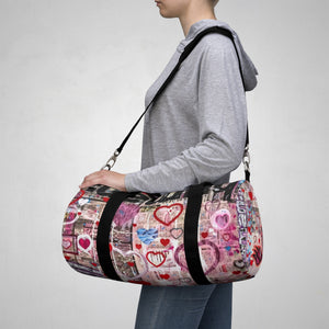 Heartdrop Duffle Bag