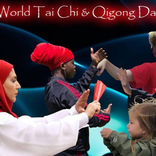 World Tai Chi and Qigong Day April 25 2020 Online Summit