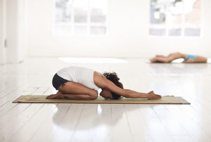 Hatha Yoga Poses Practice IV - elightenment
