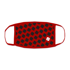 Live Mask (Red)