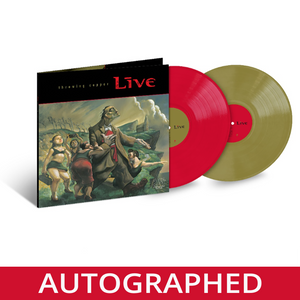 AUTOGRAPHED - Throwing Copper (Collector's Edition) 2LP - PRE-ORDER