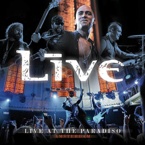 Live at the Paradiso – Amsterdam CD (2008)