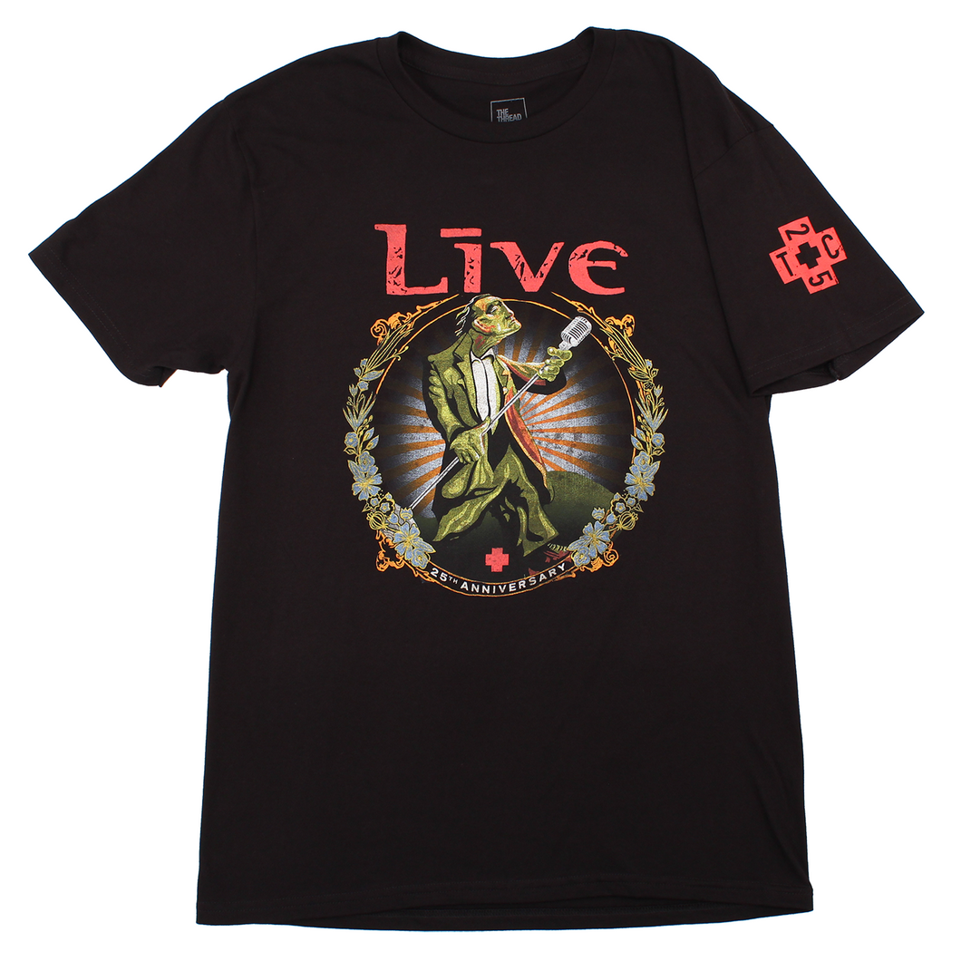 TC25 Throwing Copper Man (Black)