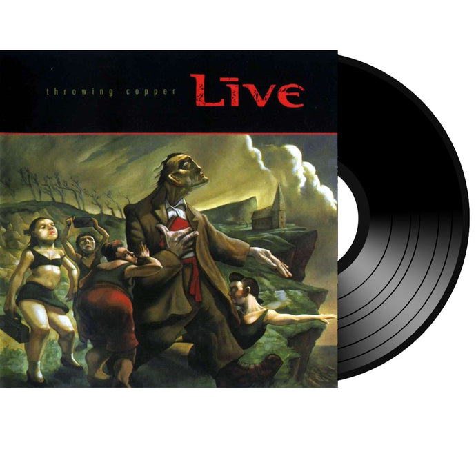 Throwing Copper (Vinyl Record)
