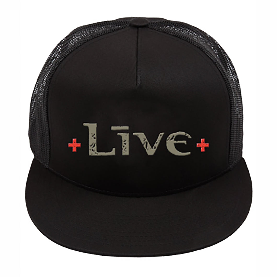Throwing Copper Tour Cap