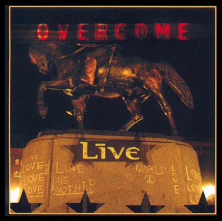 Overcome CD Single