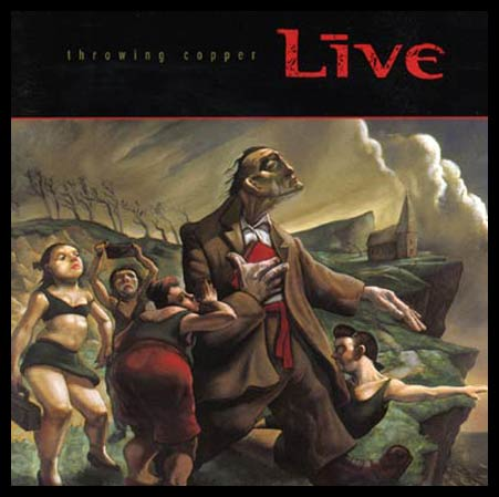 Throwing Copper CD (1994)