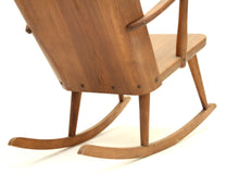 Load image into Gallery viewer, Pine Rocking Chair by Göran Malmvall in the Svensk Fur Range for Karl Andersson