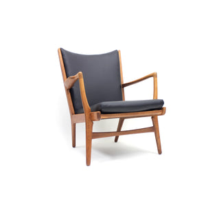 AP-16 Lounge Chair by Hans J. Wegner for A.P. Stolen, 1950s