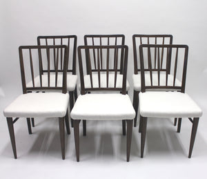 Very Rare Model O.K. Chairs by Axel Einar Hjorth for Nordiska Kompaniet, 1930s