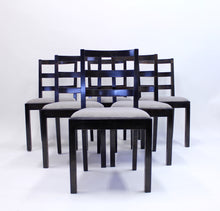 Load image into Gallery viewer, Typenko Chairs by Axel Einar Hjorth for Nordiska Kompaniet, 1930s, Set of 6